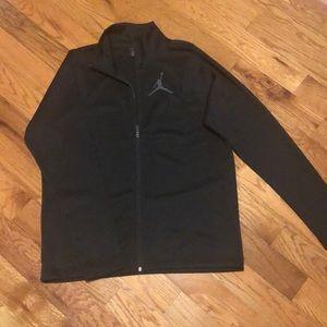 Black Jordan zip up